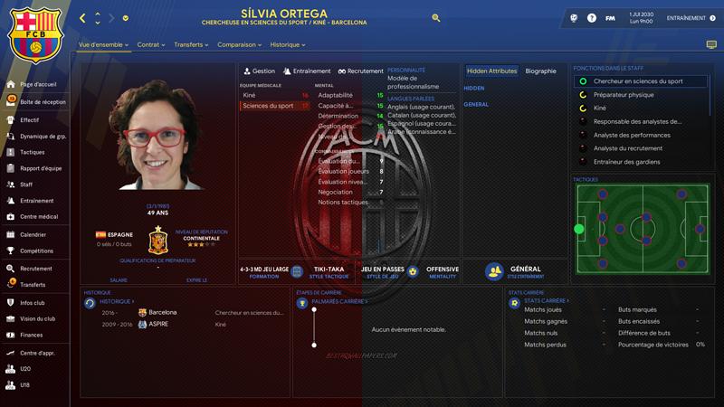 Sílvia Ortega_ Profil