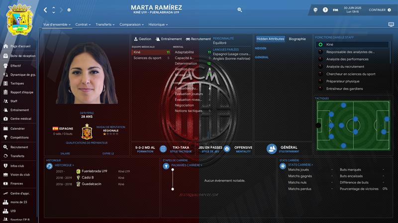 Marta Ramírez_ Profil