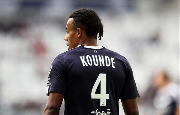 Koundé 29M seville