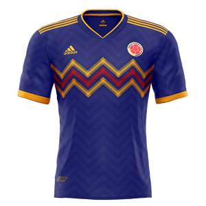 Colombia_Away