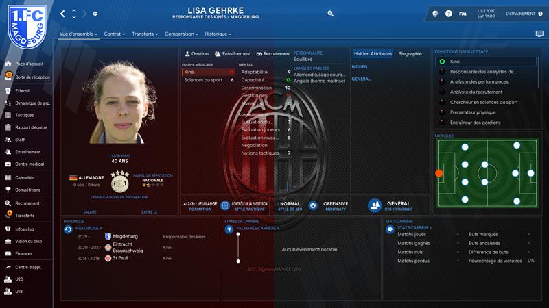 Lisa Gehrke_ Profil