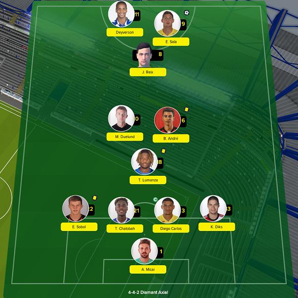compo Nantes match 1