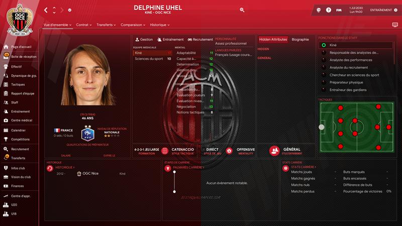 Delphine Uhel_ Profil