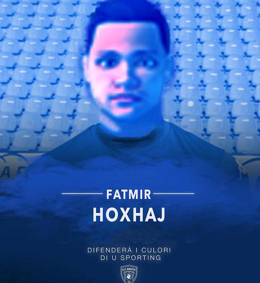 signature Fatmir Hoxhaj