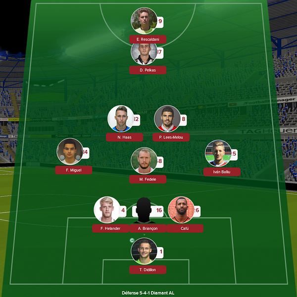 compo Metz match 1
