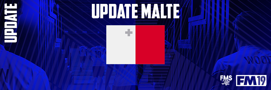 Football Manager 2019 League Updates - [FM19] Malta (Division 4)