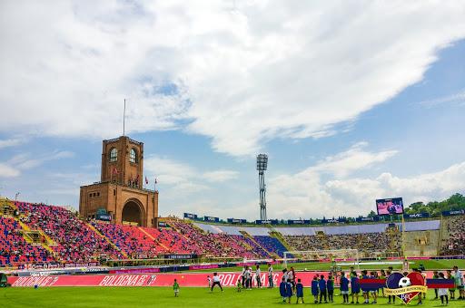 Story Bologna Stadio Renato Dall'ara
