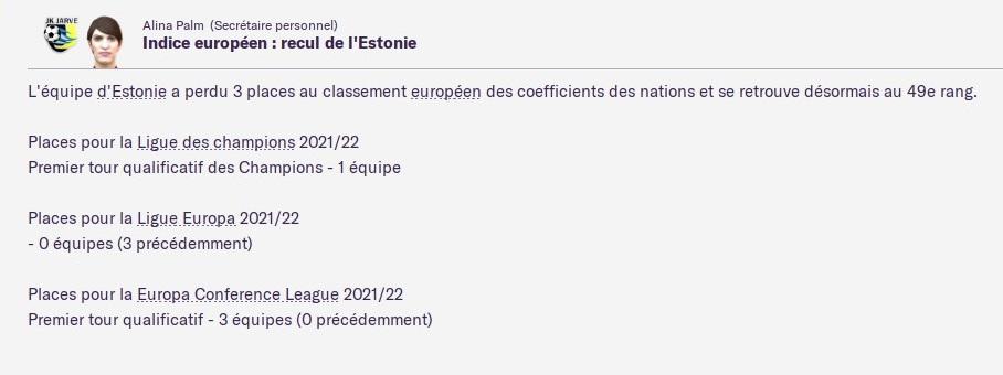 liste places europes