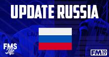 [FM19] Russia (Division 3)