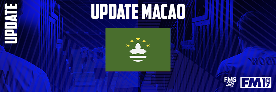 Football Manager 2019 League Updates - [FM19] Macau (D5)