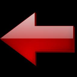 Fleche-gauche-rouge-icon