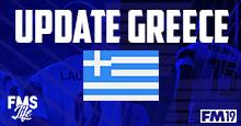 [FM19] Greece (Division 3)