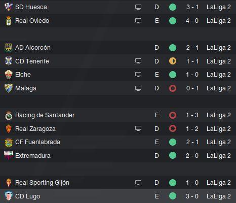 debut championnat