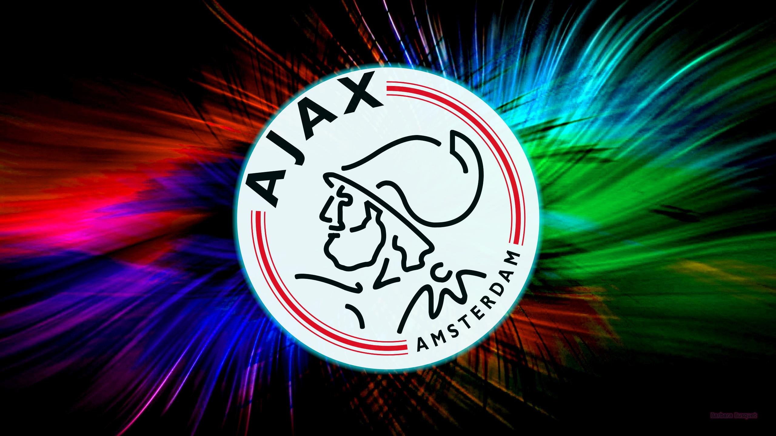 Colorful-Ajax-logo-wallpaper