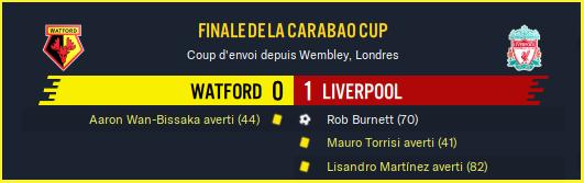 Watford - Liverpool_ Résumé