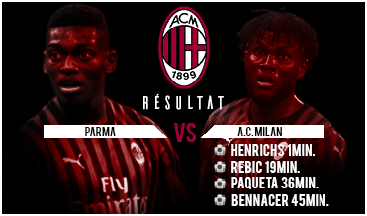 Parma V Roma