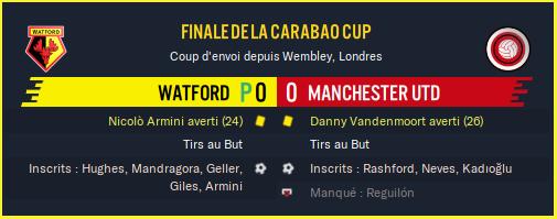 Watford - Manchester Utd_ Résumé