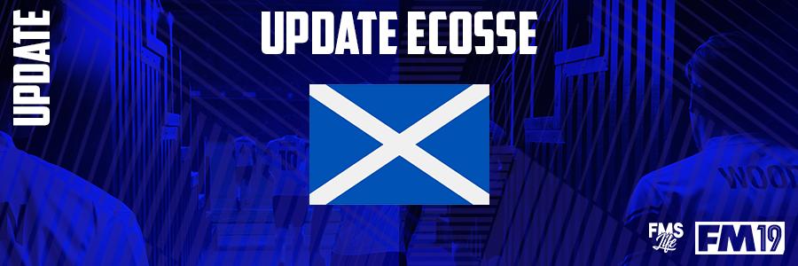 Football Manager 2019 League Updates - [FM19] Scotland (D5)