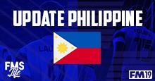[FM19] Philippines (D1)
