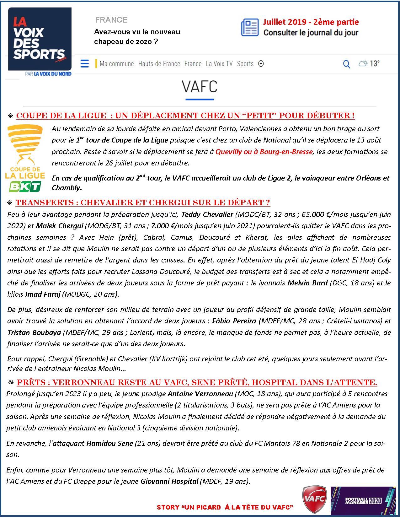 VAFC - 02 - Juillet 2019 - 2eme partie