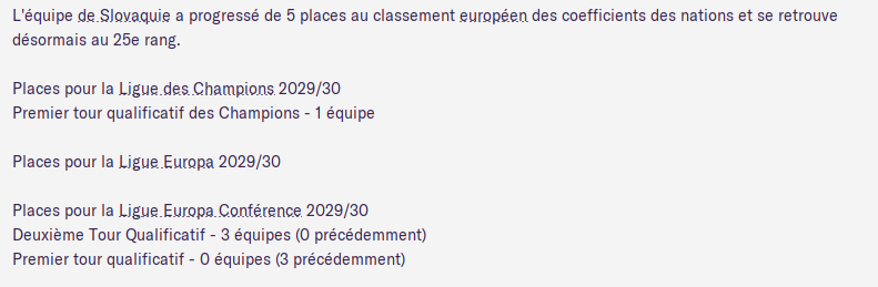 Place europe 2029-2030