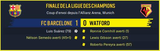 FC Barcelone - Watford_ Résumé