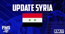[FM19] Syria (Division 3)