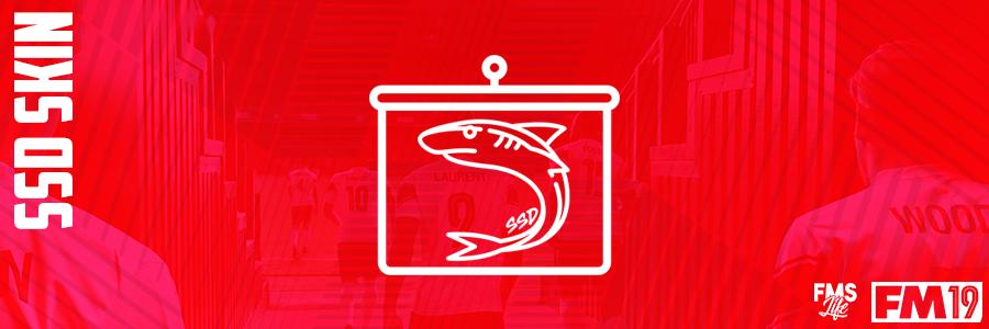 Football Manager 2019 Skins - SSD'19 Skin v2.3 by FMSLife.fr